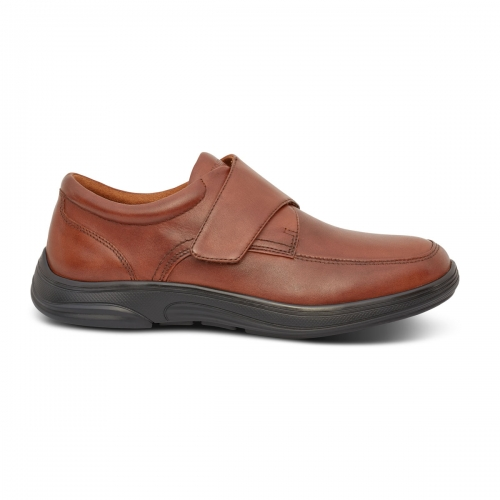 Men-No-22-Casual-Oxford-Brown-Lateral