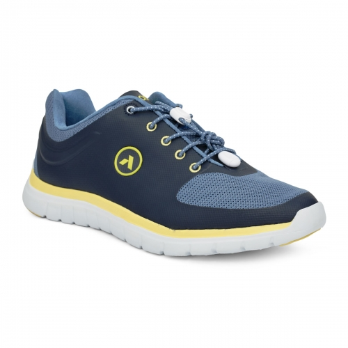 Men-No-22-Sport-Runner-Lace-BlueYellow-Front