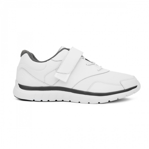 Men-No-38-Sport-Walker-Velcro-White-Lateral