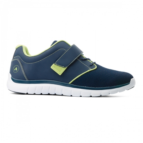 Men-No-46-Sport-Jogger-Velcro-BlueGreen-Lateral