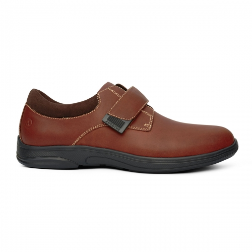 Men-No-64-Casual-Comfot-Velcro-Whisky-Lateral