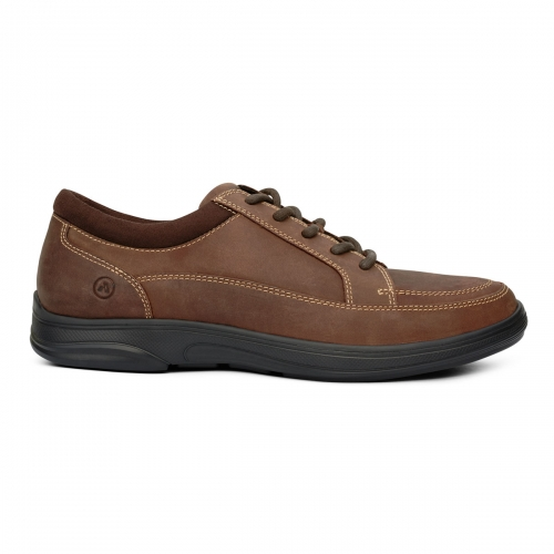 Men-No-72-Casual-Sport-Lace-Brown-Lateral